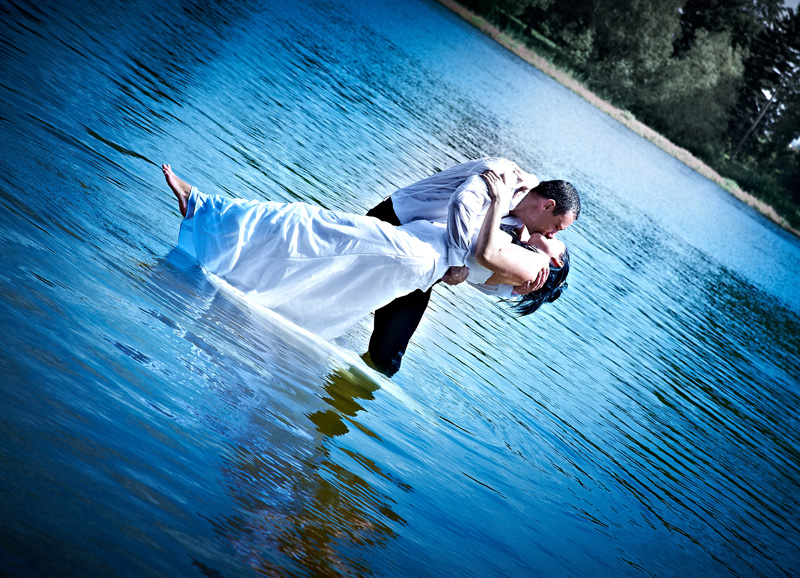 ♥ wild wedding ♥ trash the dress ♥