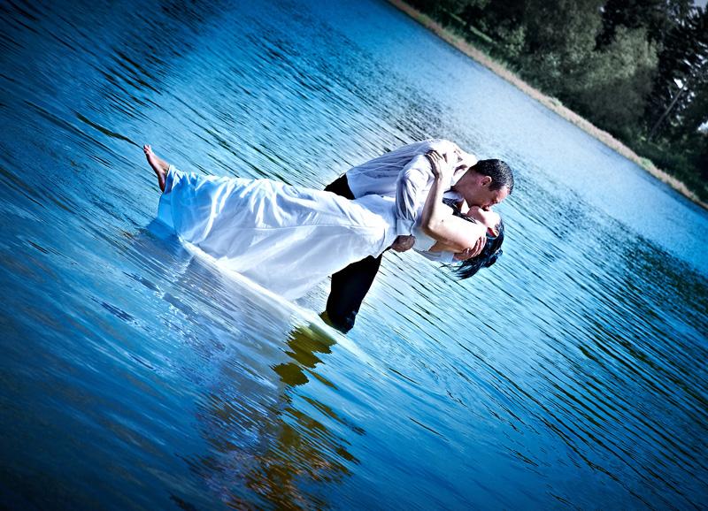 ♥ wild wedding ♥ trash the dress ♥