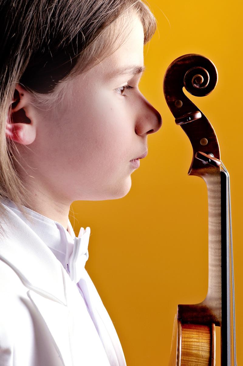 Elin Kolev – Geigenvirtuose und Wunderkind