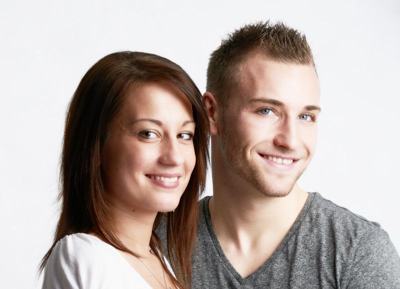 Elisa und Mike