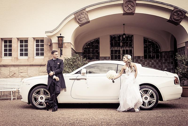 Hochzeit im Gästehaus Wolfsbrunn