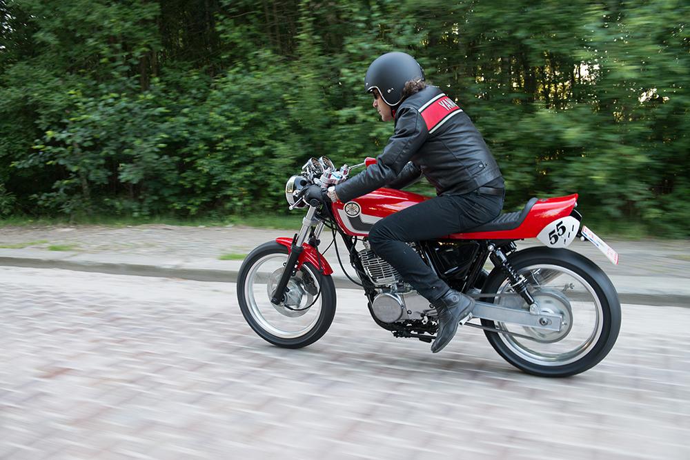 Yamaha YARD Built Contest 2015