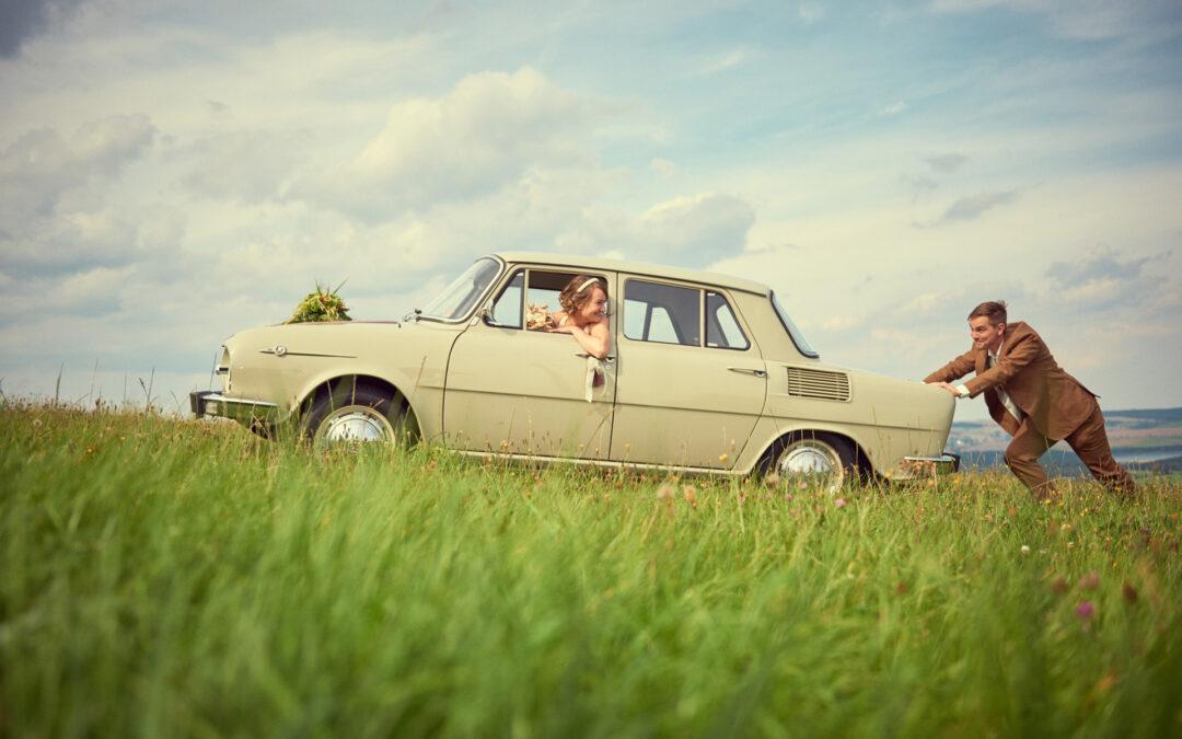 Als Hochzeitsfotograf in Seiffen
