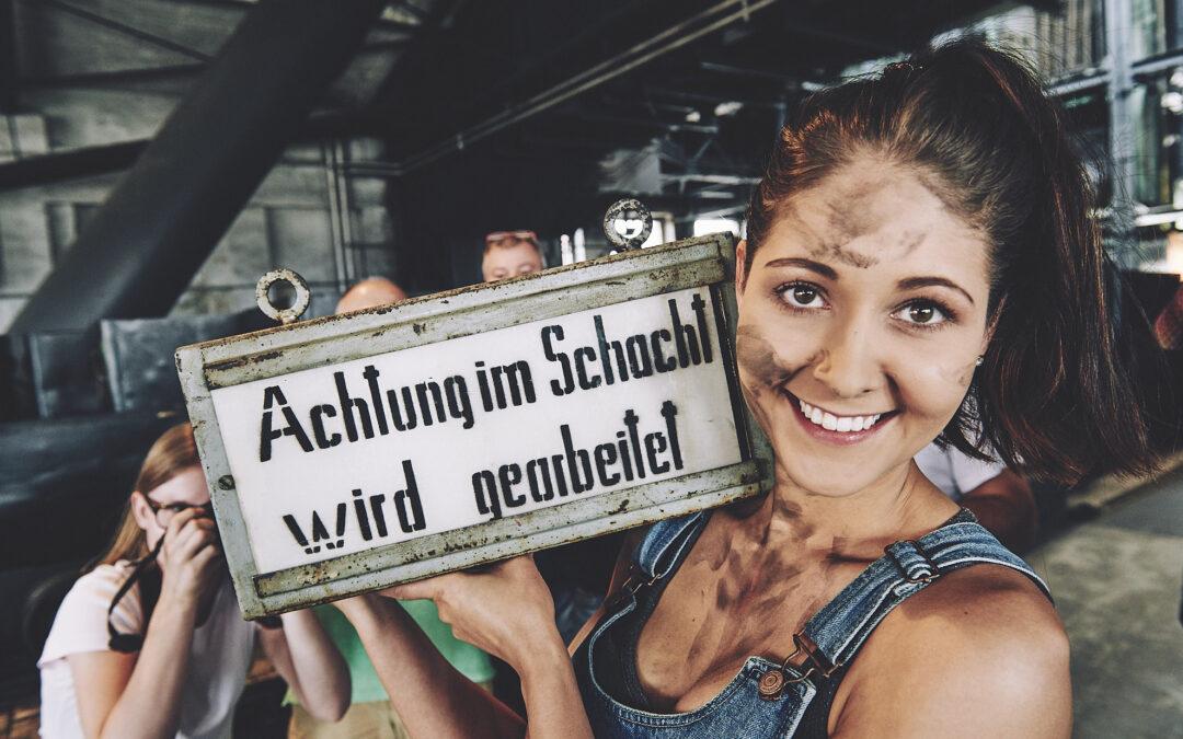 Mitmach-Fotoworkshop im Bergbaumuseum Oelsnitz