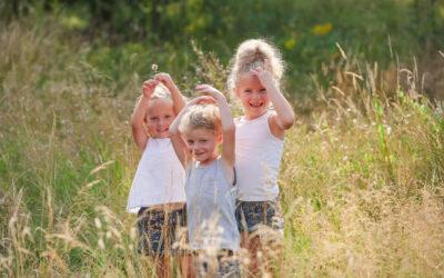 Sommer-Familienshooting im Siebenschlehener Pochwerk
